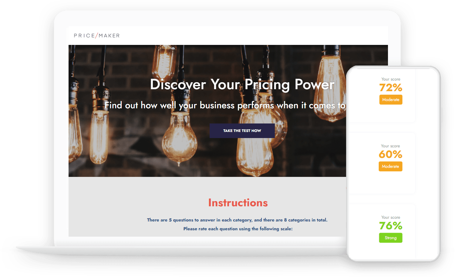 Take the Pricing Power test